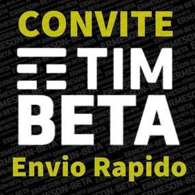 Convite Ou Migração Tim-beta Original 10g + 600min Rápido