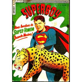Revista Hq Superboy 1966 (ed Ebal) Nº 5