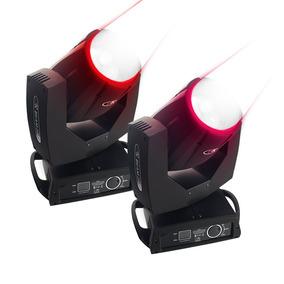 2 Moving Beam 230, Par De Robô Canhão De Luz 14 Cores 7r