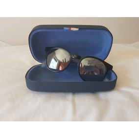 d6fe7cab0a94a Óculos De Sol Feminino Espelhado Tommy Hilfiger