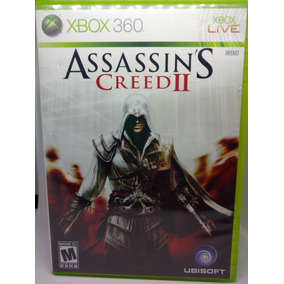 Xbox360 Assassins Creed 2 Completo Original