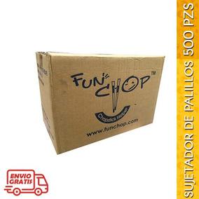 Chopstick Holder Fun Chop 500pzs (sujetador De Palillos)
