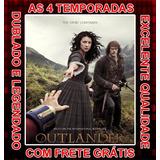 Outlander - Serie (1ª, 2ª, 3ª E 4ª Temporadas) Frete Grátis