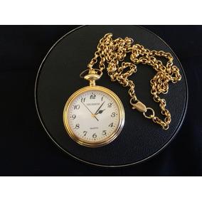 3c00dee5551 Relogio De Bolso Technos Ouro - Relógios De Bolso no Mercado Livre ...