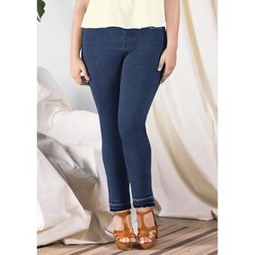 Pantalon Dama Mezclilla Skinny Modelo Work Ajustado 1353792