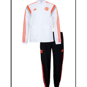 Agasalho Do Flamengo Branco !!! Original Todos Os Tamanhos ! 8b5a0d2ca18f9