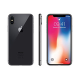iPhone X 64 Gb Lacrado Original Apple +brindes+nf Seu Nome