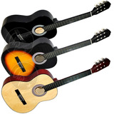 Guitarra Electro Criolla Superior + Flauta Dulce Hohner