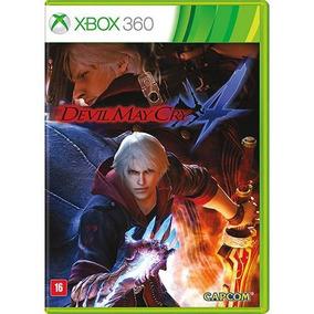Devil May Cry 4 Xbox 360 - Mídia Física - Lacrado