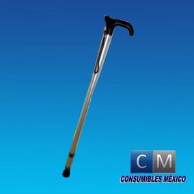 5 Bastones Ortopédicos Puño Alemán Aluminio Muy Ligero