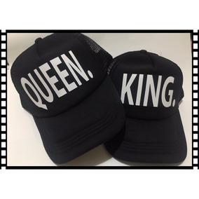 Gorras King Queen - Ropa y Accesorios en Mercado Libre Argentina 55585157a03