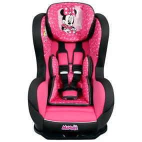 Cadeirinha Carro Bebê Minnie Primo Paris Reclinável - Disney