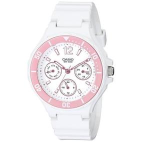 ba4b27ded564 Reloj Blanco Deportivo Mujer - Relojes Clásicos en Mercado Libre Chile