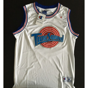 b544ed0bb3a Impresionante Jersey Bugs Bunny 10 Tune Squad Space Jam