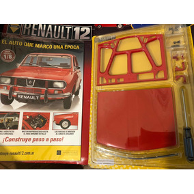 Renault 12 Para Armar Fasciculo 1 Capot Envios
