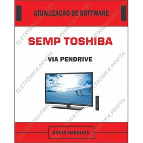 Atualização De Software Sti Semp Toshiba Dl4844(a)f