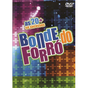 Dvd + Cd Bonde Do Forró - As 20 + Só Sucessos Original Novo