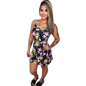 Kit Com 3 Vestidos Florais Verão 2018