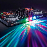 Numark Partymix - Controlador Consola Dj Interfaz Sonido Luz
