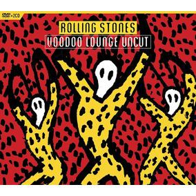 Rolling Stones Voodoo Lounge Uncut Box Dvd + 2 Cd