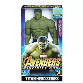 Boneco Hulk 30 Cm
