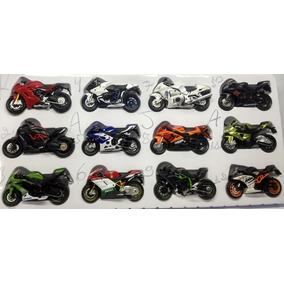 Miniaturas Motos Sport Kit 12peças Maisto Special Edition