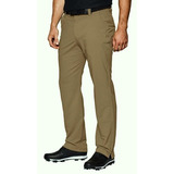 Pantalon Under Armour Golf 1248089 Original Talla 38/32 Us