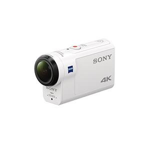 Sony Fdrx3000/w Subaquática Câmera De Vídeo 4k, Branco