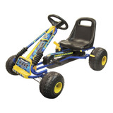 Montable Carrito Pedales Hurricane Kart My-5310 Mytoy