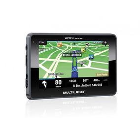 Navegador Gps Tracker Lii Gp 033 Multilaser Com Tela Touch