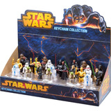 Boneco Star Wars Figura Chaveiro Multikids (01 Unidade)