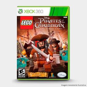 Lego Piratas Do Caribe - Original Xbox 360 - Nov