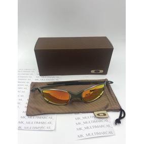 bde12c31d Oculos Oakley Juliet Vermelho De Sol - Óculos no Mercado Livre Brasil