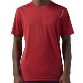 Playera Atletica Speedwick Running Hombre Reebok Full Cf8896