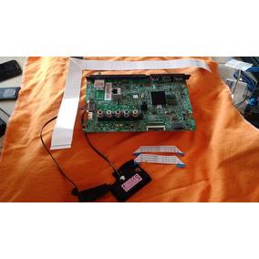 Placa Principal +cabos Flat Samsung Un40j5200ag Bn94-11169p