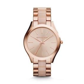 Relogio Michael Kors Rose Gold Feminino S - Relógios De Pulso no ... 1b069cab32