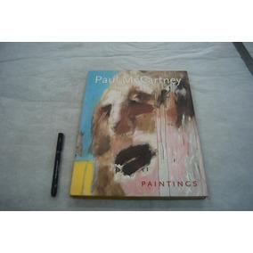 Livro Paul Mccartney Paintings Raro Ed. Bulfinch