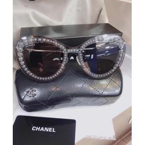 Armacao Oculos Chanel Perola - Óculos no Mercado Livre Brasil 8598ecdc73