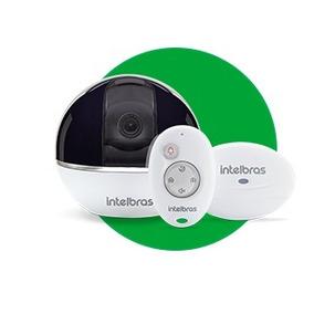 Câmera Wi-fi Full Hd Ic7 Com Alarme