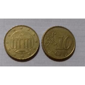 Alemania 2002 Moneda De 10 Céntimos De Euro - Letra G
