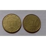 Alemania 2002 Moneda De 10 Céntimos De Euro - Letra G dd59f7caf0a