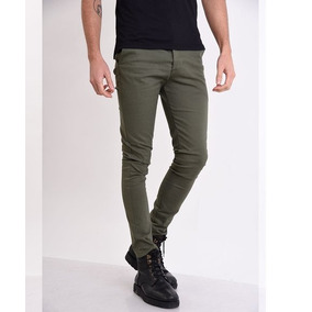 89c36a52a9 Pantalon Chupin Militar Hombres - Ropa y Accesorios en Mercado Libre ...