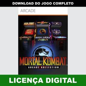 mortal kombat arcade kollection pc game download