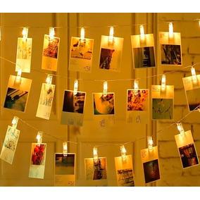 Guirnaldas broches led luces de navidad en capital - Luces led calidas ...