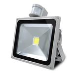 Lámparas, Iluminación , Reflectores Led, Exteriores, Sensor