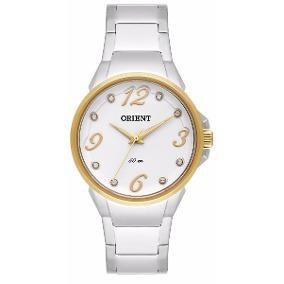 Relógio Orient Feminino Cristais Swarovski Ltss0053 - Relógios no ... 8435bb42eb