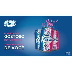 Guarana Jesus Fardo 36un 350ml Cada Qualidade Coca-cola.