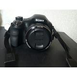 Camara Semiprofesional Sony Dsc H400