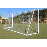 Rede Futebol Society Standard 6m Fio 4 Com Alma - O Par 6b49dbb88040c