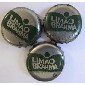 Tampinha Antiga Limão Brahma - A2